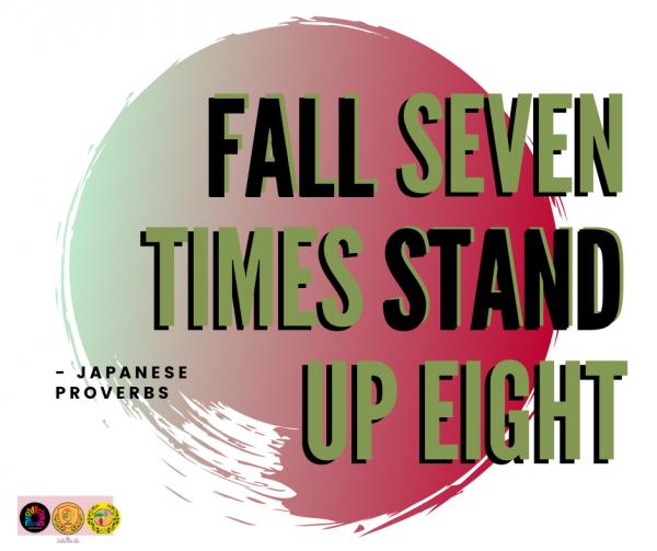 AUG 30 QUOTE - JAPANESE PROVERBS FVAJAPAN ABRivera