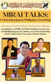 Celebrating Japan-Philippine Friendship